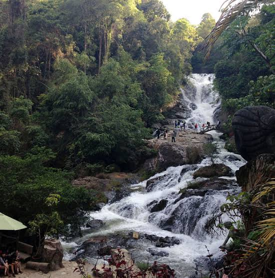 Image result for datanla waterfalls vietnam""